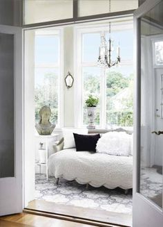 White Home Style