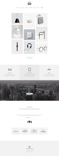 Buy Metrolife - Responsive Multipurpose Template by Jewel_Theme on ThemeForest. Metrolife is a Responsive, Minimal, Creative and Professional Website Template for any type of Corporate, Business, M. Layout Web, Website Layout, Layout Design, Ui Design, Graphic Design, Portfolio Website Design, Portfolio Layout, Creative Portfolio, Template Portfolio