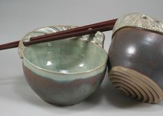 Some of my favorite Rice/Soup Bowls. I really enjoy making these.