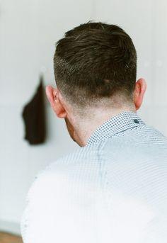 Wolfgang Tillmans、 'haircut'、2007年