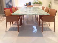 Studio G3 Glass | Vancouver | Exclusive | Floating Dining Table