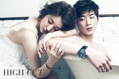 I almost missed this! A Cartier-bejeweled Yoon Eun Hye romances newbie actor Seo Kang Joon in the latest volume of High Cut. This is the first time the veteran actress has worked with Seo, bu… Lee Jin Wook, Choi Jin Hyuk, Choi Seung Hyun, Korean Actresses, Asian Actors, Korean Actors, Kung Lao, Yoon Eun Hye, Seo Kang Jun