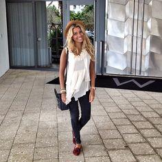 Fashion blogger. Leivankash