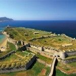 Castle of Methoni - Located west of Kalamata, at a distance of 58 km