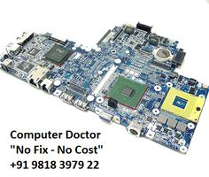 Facing sudden laptop breakdown or a dark blue screen on your laptop..?? These are major symptoms of Laptop Motherboard failure. #ComputerDoctor (#LaptopRepairsDelhi) offer quick #laptop #motherboard #repair #service at your #home on very cost effective prices. Call us @ 9818397922 for 24/4 laptop motherboard repair services in Delhi, noida, gurgaon and NCR region or visit our website Laptoprepairsdelhi.in