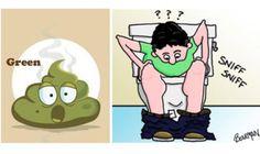 Green Poop: Should You Be Worried? #poop #greenpoop #intes