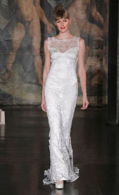 Claire Pettibone Wedding Dress Style Sky Between The Branches | OneWed