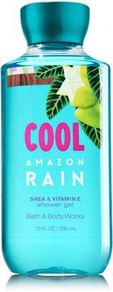 Cool Amazon Rain Shower Gel - Signature Collection - Bath & Body Works