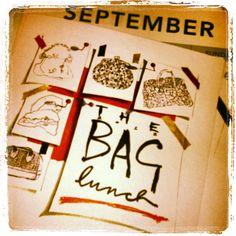 The Bag Lunch. Fundraiser. Sydney Children's Hospital. Sept 7. . .