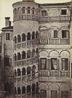 Palazzo Contarini della Scala or Dal Bovolo Catania, Palermo, Siena, Verona, Carlo Ponti, Historical Architecture, Ancient Architecture, Artist Gallery, Historical Pictures