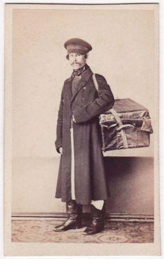 Интересные фотографии 19 века (107 фото)