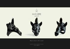 #macabre gadgets #macabregadgets #ring #skull #fashion #jewels #jewelry #black #carpathia #crystal #hand #unicorn #morion #horse https://www.facebook.com/MacabreGadgets macabregadgets.com