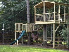 Tree House for-the-kiddos