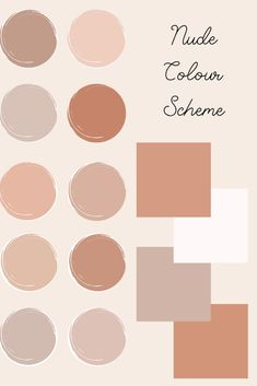 Colour Pallete, Colour Schemes, Color Combos, Journal Stickers, Aesthetic Stickers, Instagram Highlight Icons, Nude Color, Color Inspiration, Instagram Story