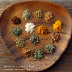 Medicines on your spice rack. Spices and herbs often have more antioxidants than fruits and vegetables. Take a look.