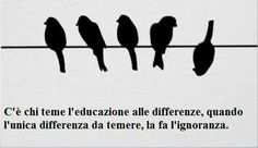 L'EDUCAZIONE ALLE DIFFERENZE