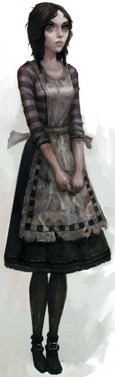 Alice: Madness Returns - LondonDress
