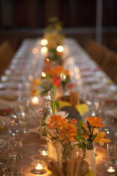 Farm to table dinner. Event design by Mallory Joyce.  Photo by Maggie Stein.