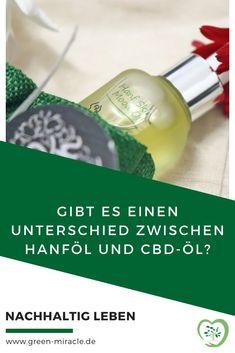 Was ist der Unterschied zwischen Unterschied CBD-Öl und Hanf- oder Hanfsamenöl? Wie kann ich es für die Kosmetik verwenden?