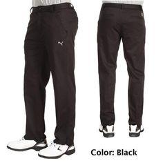 Mens Puma Golf Style Pants