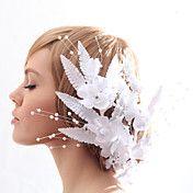 Beautiful Silk Screen And Imitation Pearls We... – USD $ 19.99