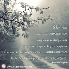 Good and positive intents help you to climb higher and come closer to the soul. Gain more knowledge about the self through : http://www.dadabhagwan.org