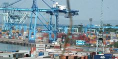 The port of Mombasa is the only international seaport in Kenya. With the additio… – Best Travel images in 2019 New Africa, Africa News, Industry Images, Maersk Line, Dar Es Salaam, Mombasa, In 2019, Travel Images, The Expanse