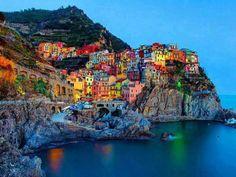 Cinque Terre, Manatola, Italy.