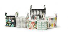 Décoration chambre d'enfant ou de bébé : sacs de rangement pour ranger les doudous, les jouets, imprimés tendance & différentes tailles disponibles - Littlephant