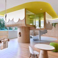 Joey Ho Design : Crèche Spring à Hong-Kong