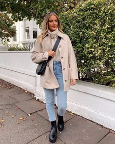 Cute Fall Outfits, Winter Fashion Outfits, Fall Winter Outfits, Autumn Winter Fashion, Stylish Outfits, Mode Dope, Mein Style, Cold Weather Outfits, Mode Inspiration