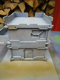 H-Archive: How to Quickly Paint Terrain with Spraycans
