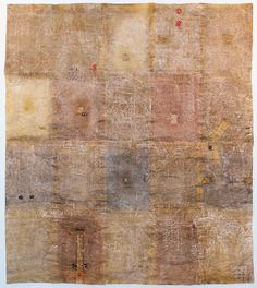 D-Mar.2012164x145cmMixed media/ painting, collage林孝彦 HAYASHI Takahiko 2012
