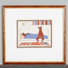 Riitta Nelimarkka, Vedos 77/125, Uneton, 23x28 cm, signeerattu 2005. Frame, Design, Home Decor, Picture Frame, Decoration Home, Room Decor, Frames, Home Interior Design