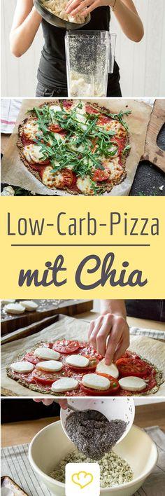 Deine Cauliflower-Pizza ist bis jetzt immer nur matschig geworden und kein bisschen kross? Mit diesen Tipps&Tricks klappt's diesmal bestimmt!