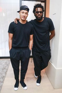 Donna Karan made headlines when she announced she would be exiting both DKNY and Donna Karan earlier this year. The silver lining is Public School cool kids  Dao-Yi Chow and Maxwell Osborne are taking the reigns of the former—and no one can wait to see where they take it.