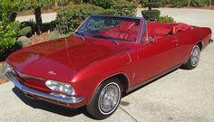 1965 Chevrolet Corvair Monza Convertible