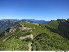 百岳登山 - 奇萊主峰  Hiking - Mountain Qilai at Nantou, TAIWAN
