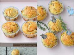 cibulové muffins