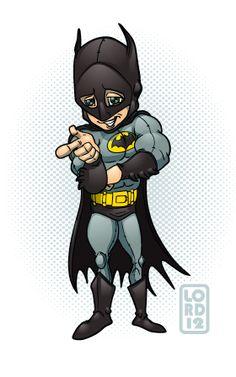 Bat-Wolowitz by lordmesa.deviantart.com on @DeviantArt- the Big Bang as their costumed counterparts!!!