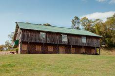 Five Pines Barn. In Irwin, PA.