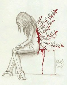 Image detail for -Alt.Anti Bullying poster Words by ~TheWillowWitch on deviantART Stop Bullying, Anti Bullying, Cyber Bullying, Verbal Bullying, Sad Quotes, Qoutes, Quotations, Bullying Posters, Bullying Quotes