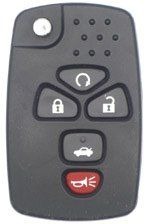 """2007 07 Pontiac G6 The Switchblade: Key & Remote Combo by iKeyless. $69.95. This unique product is a """"switchblade"""" style remote + key combo unit.  It performs two functions: It works as a key AND a keyless entry remote. With the press of the silver button, the hidden keyblade is spring-released, automatically locking into the useful position.  Press the button again so you can press the blade back into it's hidden position. This device is made of high-quality, hig..."""