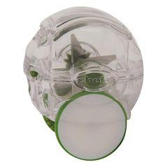 Carrinho Triturador de Alho GarlicZoom Verde 9 cm :: Loja Cook!