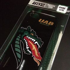 #alabamabirmingham iPhone 5/5s case at #mobilemars #uab #goblaze