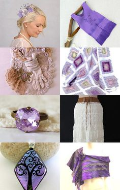 Lavender and Lace by Janice on Etsy--Pinned with TreasuryPin.com