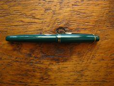 Pilot 78G Fountain Pen - Green