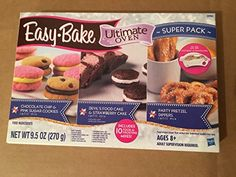 Easy Bake Oven Refill Mix Super Pack - 12 Mixes by Hasbro via https://www.bittopper.com/item/easy-bake-oven-refill-mix-super-pack-12-mixes-by-hasbro/
