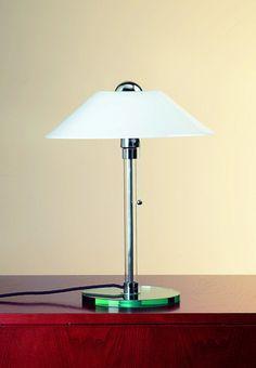 Wilhelm Wagenfeld Bauhaus Lamp