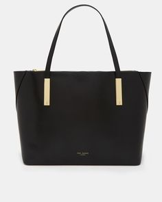 Ted Baker's online outlet houses a plethora of fashionable favourites from past seasons, so discover a treasure trove of discounted clothing and accessories including women's dresses, tops and jackets. Ted Baker Handbag, Ted Baker Bag, Shopper Bag, Tote Bag, Vuitton Bag, Cloth Bags, School Bags, Fashion Bags, Bag Accessories